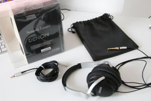 Denon Headphones AH-D1100 - Brand New in Box, Never Used