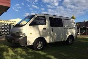 2003 Kia Pregio Van/Minivan Brisbane City Brisbane North West Preview