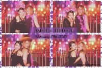 September 260$ Photo or Video Booth Rental