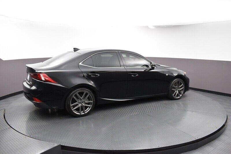 Image 8 Coche Americano usado Lexus IS 2016