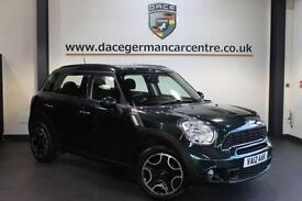 2012 12 MINI COUNTRYMAN 2.0 COOPER SD 5DR CHILI PACK 141 BHP DIESEL