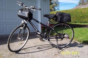 Vélo électrique très propre