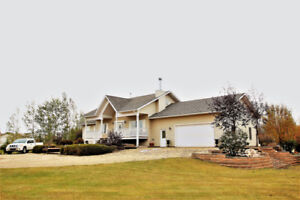 Convenient to the City on 3 Beautiful Acres!