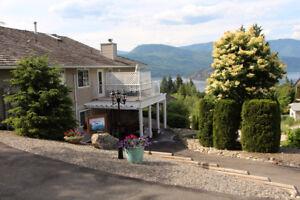 Sorrento/Blind Bay/Shuswap Lake;  2 Bedroom Short term Rental