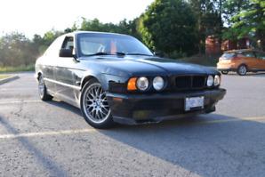 1995 BMW E34 525iA (M50)