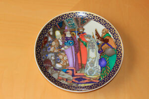 Decorative Wall Plate by Villeroy & Boch