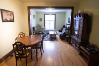 Roommate wanted for a beautiful Plateau 4 1/2!