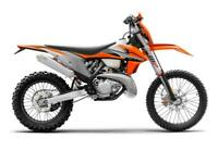 KTM 250 EXC TPI 2021 - Great deals whilst stocks last.