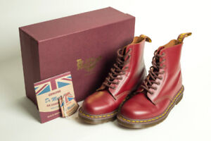 Dr. Martens 1460 Boots - Made In England - Size 8 / 41 - Docs