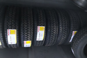 225/70R19.5 Koryo new truck tires $159 each