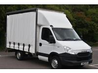 2.3 35S11 5D 106 BHP MWB H/ ROOF CURTAIN SIDE WITH TAIL LIFT VAN 2012