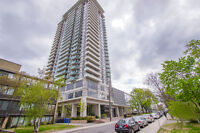 1BD Furnished suite  1 step away from Eglinton Subway Station