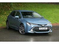 2020 Toyota Corolla 1.8 VVT-i (122bhp) Excel Hybrid CVT Hatchback PETROL/ELECTRI