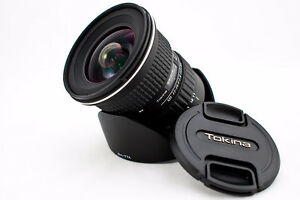 tokina ATX 11 16 2.8 pro ultra wide angle zoom for canon
