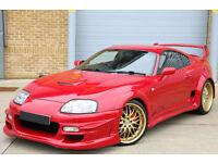 Toyota Supra UK SPEC! RZ TWIN TURBO FULL TRIAL KIT+FULL TOYOTA HISTORY+MINT CAR