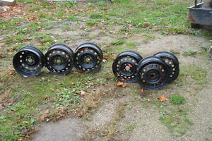 14 inch and 15 inch Honda Rim Kitchener / Waterloo Kitchener Area image 1