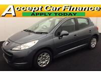 Peugeot 207 1.6HDI 92 ( a/c ) S FROM £18 PER WEEK