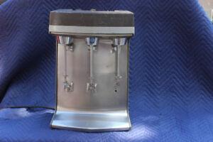 Waring triple Head Milkshake Machine Commercial