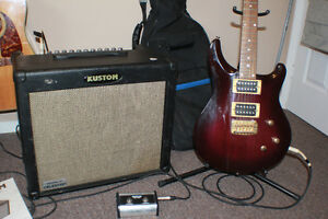Guitar/Amp Combo Package