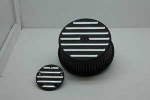 Harley Air Cleaner/Timing Cover set