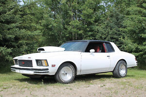 1979 Chevrolet Monte Carlo Coupe (2 door)