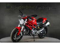 2012 62 DUCATI MONSTER 696CC M696 PLUS 0% DEPOSIT FINANCE AVAILABLE