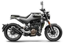HUSQVARNA 125 SVARTPILEN 2021 MODEL NOW AVAILABLE TO ORDER AT CRAIGS MOTORCYCLES