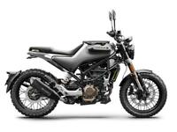 HUSQVARNA 125 SVARTPILEN 2021 MODEL NOW AVAILABLE TO ORDER AT CRAIGS MOTORCYCLES