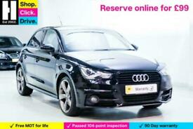 image for 2014 Audi A1 2.0 TDI Black Edition Sportback 5dr Hatchback Diesel Manual
