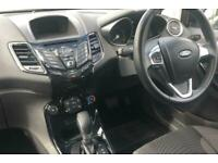 2016 Ford Fiesta ZETEC TURBO AUTO Hatchback Petrol Automatic