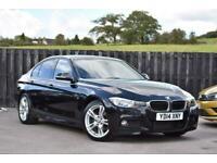 2014 BMW 3 Series 2.0 320d M Sport (s/s) 4dr