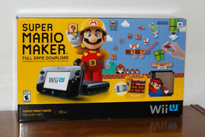 Super Mario Maker 32GB