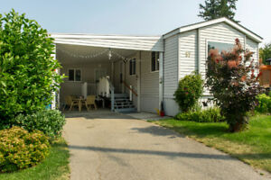 #37 4701 Pleasant Valley Road, Vernon- Very well kept!