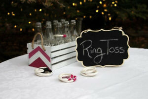 Ring Toss - Outdoor Wedding Game