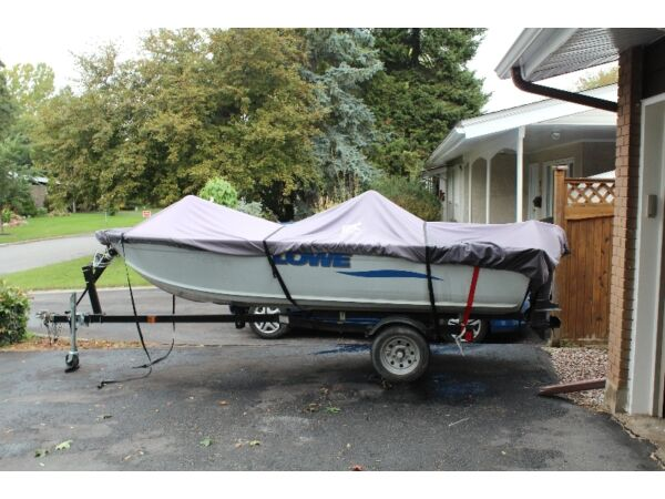 Used 1991 Lowe Boats Sea Nymph V Series
