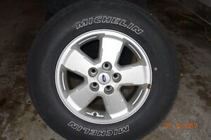 tires & rims for Ford Escape