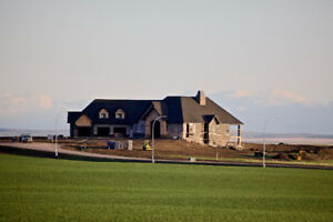 FEATURED WEST LETHBRIDGE LUXURY ACREAGE VIEW LOTS 9, 10, 11 AND