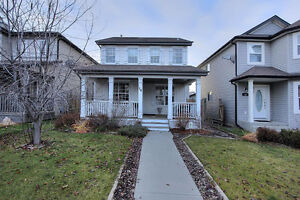 LOWEST PRICED NEWER SHERWOOD PARK 2-STRY WITH DOUBLE GARAGE!