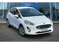 2018 Ford Fiesta 1.1 Zetec Navigation 3dr **One Previous Owner, Full Service His