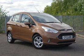 Ford B-MAX Zetec PETROL MANUAL 2013/13