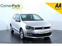2014 VOLKSWAGEN POLO MATCH EDITION DSG HATCHBACK PETROL