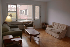 Spacious 2 bedroom apartment downtown JUNE 1ST