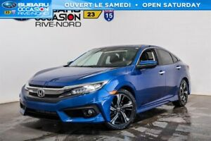Honda Civic Sedan Touring NAVI+CUIR+TOIT.OUVRANT 2016