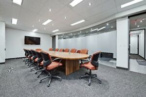 FURNISHED PRIVATE OFFICES- GREAT VIEWS- ALL SERVICES INCLUDED