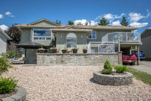 A MUST SEE! Perfect Family Home w/Lake View, Shop & Suite!