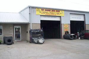 TOP SERVICE AUTO SALES      GUARANTE QUALITY REPAIR . Windsor Region Ontario image 3