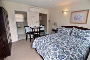 furnished bachelor units 5 min from NSCC port hawkesbury