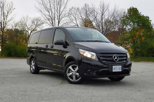 2016 Mercedes-Benz Metris Fully loaded Minivan, Van