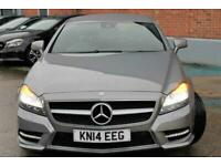 2014 Mercedes-Benz CLS 3.0 CLS350 BlueEFFICIENCY AMG Sport 7G-Tronic Plus 4dr Au
