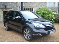 Honda CR-V 2.0 i-VTEC auto EX Low Mileage 72000